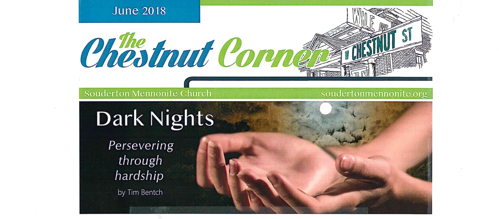 June Issue of The Chestnut Corner